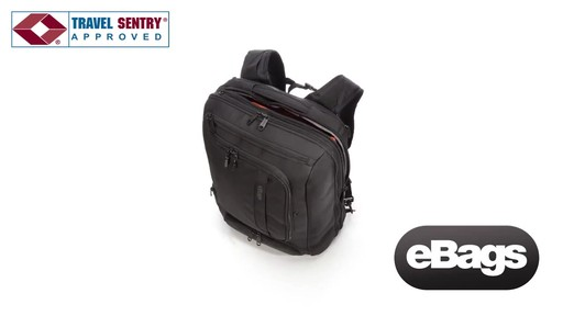 TLS Professional Weekender Convertible Animation – eBags - image 3 from the video