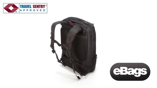 TLS Professional Weekender Convertible Animation – eBags - image 7 from the video