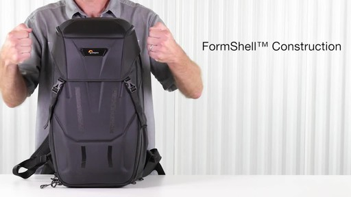 Lowepro DroneGuard Pro Inspired Backpack - image 1 from the video
