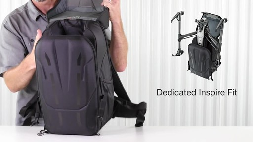 Lowepro DroneGuard Pro Inspired Backpack - image 2 from the video