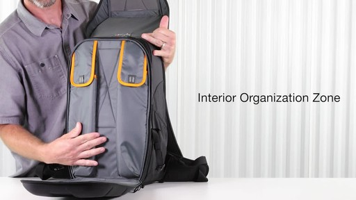 Lowepro DroneGuard Pro Inspired Backpack - image 3 from the video