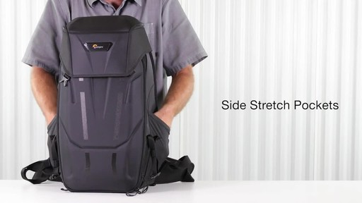Lowepro DroneGuard Pro Inspired Backpack - image 4 from the video