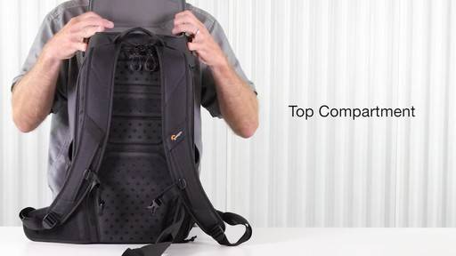 Lowepro DroneGuard Pro Inspired Backpack - image 5 from the video