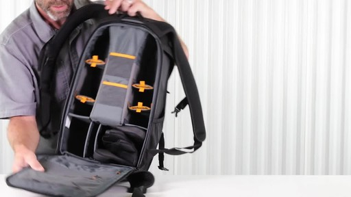 Lowepro DroneGuard Pro Inspired Backpack - image 7 from the video