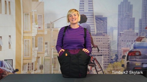Timbuk2 - Skylark - image 1 from the video