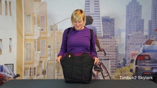 Timbuk2 - Skylark - image 3 from the video