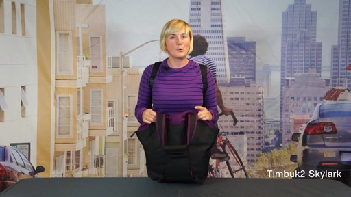 Timbuk2 - Skylark - image 8 from the video
