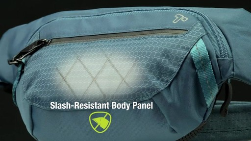 Travelon Anti-Theft Active Waist Pack - on eBags.com - image 3 from the video