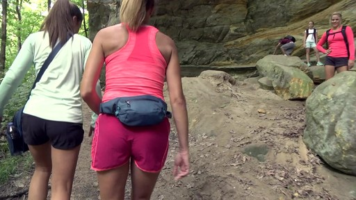 Travelon Anti-Theft Active Waist Pack - on eBags.com - image 8 from the video