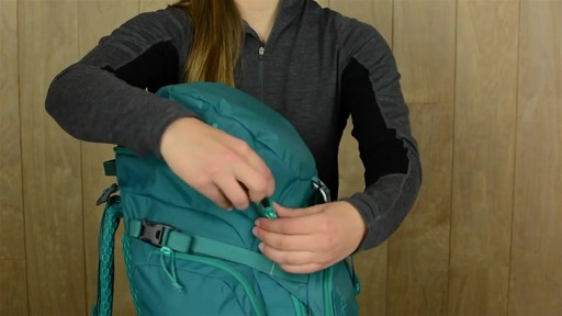 Kelty Redwing 40 Women's Hiking Backpack - image 10 from the video