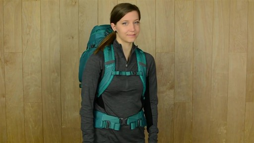 Kelty Redwing 40 Women's Hiking Backpack - image 2 from the video