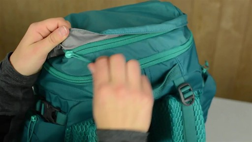 Kelty Redwing 40 Women's Hiking Backpack - image 3 from the video