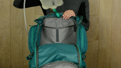 Kelty Redwing 40 Women's Hiking Backpack - image 6 from the video