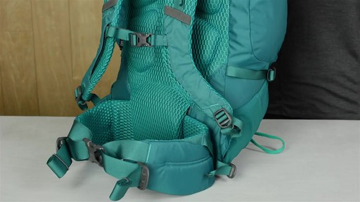 Kelty Redwing 40 Women's Hiking Backpack - image 8 from the video