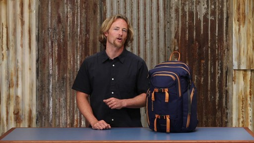 Patagonia Jalama Pack 28L - image 10 from the video