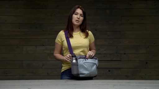 Eagle Creek Wayfinder Crossbody - image 5 from the video