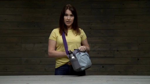 Eagle Creek Wayfinder Crossbody - image 6 from the video