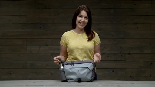 Eagle Creek Wayfinder Crossbody - image 9 from the video