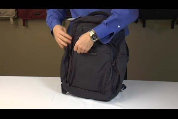 ecbc Hercules Laptop Backpack - eBags.com - image 4 from the video