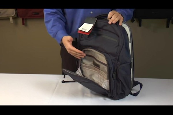 ecbc Hercules Laptop Backpack - eBags.com - image 5 from the video