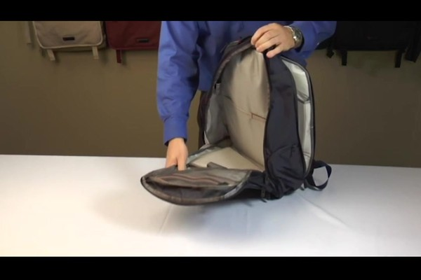 ecbc Hercules Laptop Backpack - eBags.com - image 6 from the video