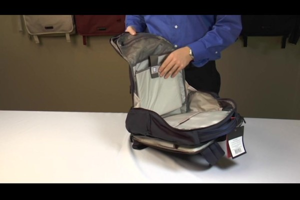 ecbc Hercules Laptop Backpack - eBags.com - image 7 from the video