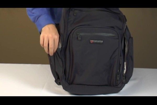 ecbc Hercules Laptop Backpack - eBags.com - image 8 from the video