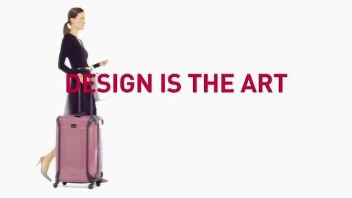 The Tumi Difference - Design - image 2 from the video