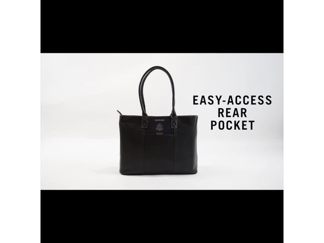 Kenneth Cole Reaction Let's Compare Laptop Totes - image 2 from the video