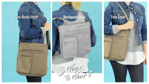 Lug Monorail 3 In 1 Crossbody - image 1 from the video