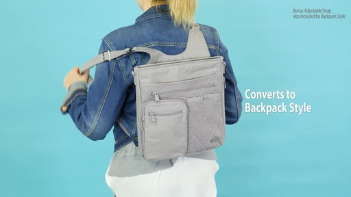 Lug Monorail 3 In 1 Crossbody - image 4 from the video