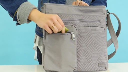 Lug Monorail 3 In 1 Crossbody - image 5 from the video