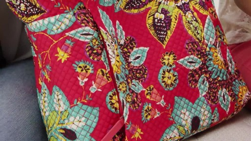 Vera Bradley Hadley Tote - image 3 from the video
