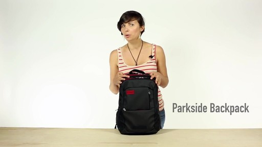 Timbuk2 Parkside Laptop Backpack - eBags.com - image 1 from the video