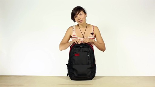 Timbuk2 Parkside Laptop Backpack - eBags.com - image 5 from the video