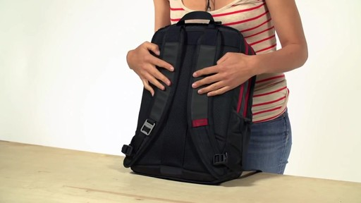 Timbuk2 Parkside Laptop Backpack - eBags.com - image 9 from the video