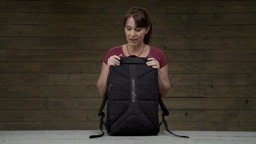 Eagle Creek Wayfinder Backpack 30L - image 2 from the video