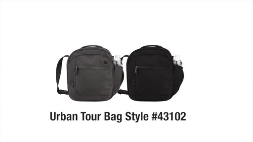 Travelon Anti-Theft Urban Tour Bag - Shop eBags.com - image 10 from the video