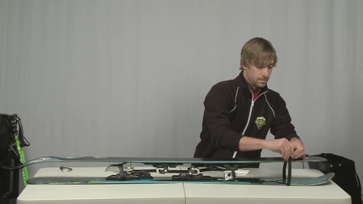 Sportube Series 2 Ski Case Instructional Video - eBags.com - image 3 from the video