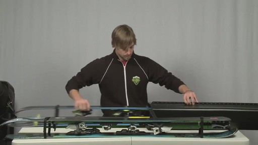 Sportube Series 2 Ski Case Instructional Video - eBags.com - image 6 from the video
