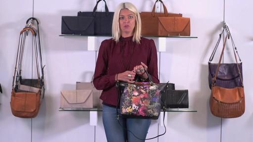 Elliott Lucca Artisan Brigitte Satchel - image 2 from the video