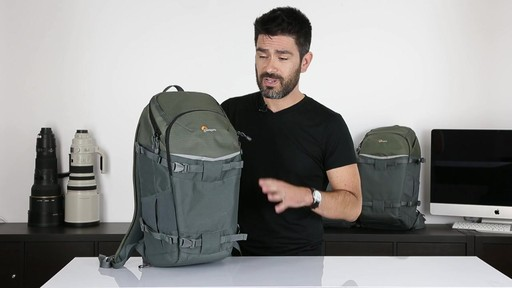Lowepro Flipside 500 AW - image 1 from the video