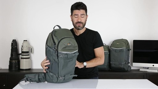 Lowepro Flipside 500 AW - image 5 from the video