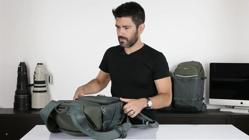 Lowepro Flipside 500 AW - image 6 from the video