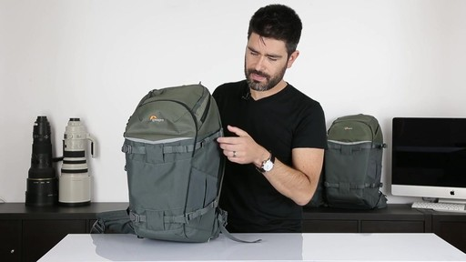 Lowepro Flipside 500 AW - image 7 from the video