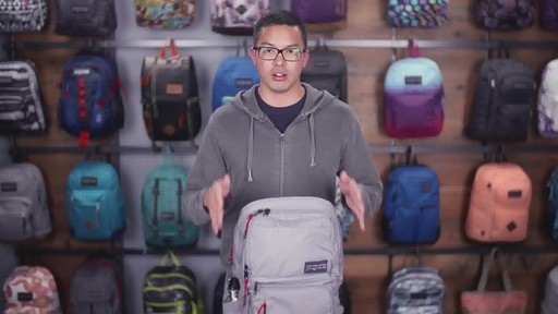 JanSport - Broadband Laptop Backpack - image 1 from the video