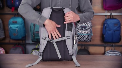 JanSport - Broadband Laptop Backpack - image 2 from the video