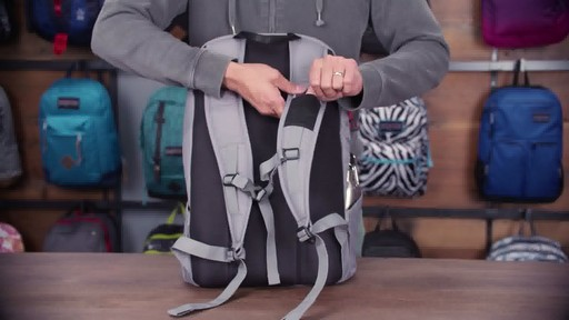 JanSport - Broadband Laptop Backpack - image 3 from the video