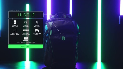 Samsonite Remagg Hustle Backpack - image 3 from the video