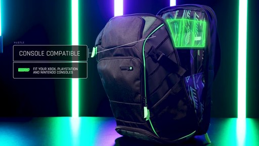 Samsonite Remagg Hustle Backpack - image 5 from the video
